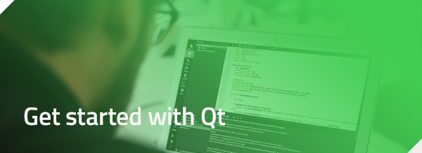 Get started with Qt
