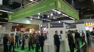 Qt at Embedded World 2014