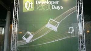 Qt Developer Days Munich 2010