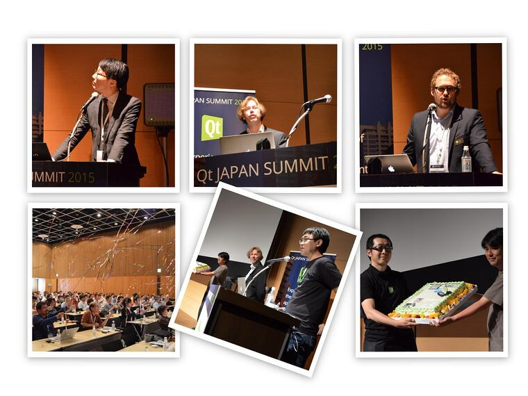 QtJS Keynotes Collage