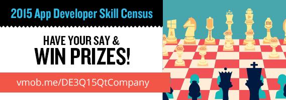 Vision Mobile 2015 Developer Skills Census