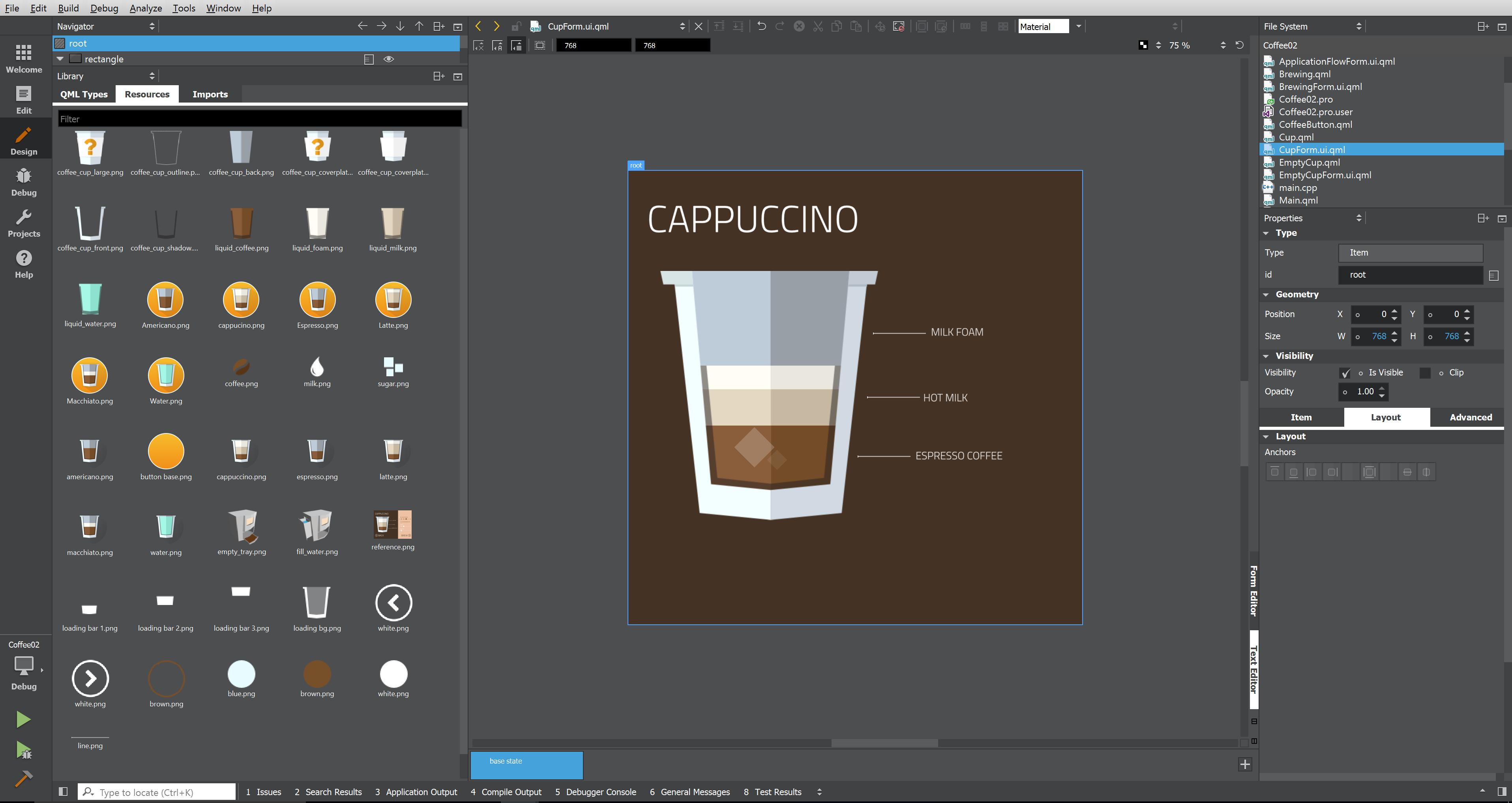 coffee-screenshot
