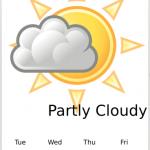 Weather Info example app