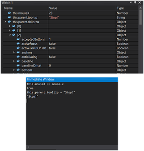 QML Debugging in Visual Studio