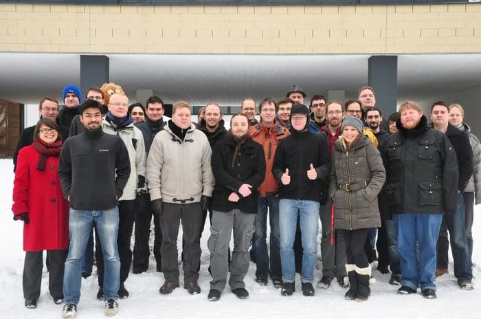 Qt 5 Team Berlin