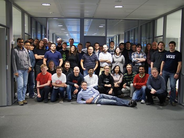 Qt 5 Team Oslo