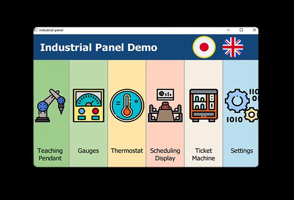 Industrial Panel