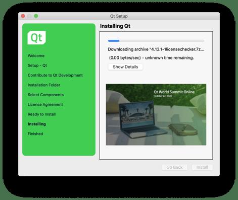 Installer 4.0 - aspect