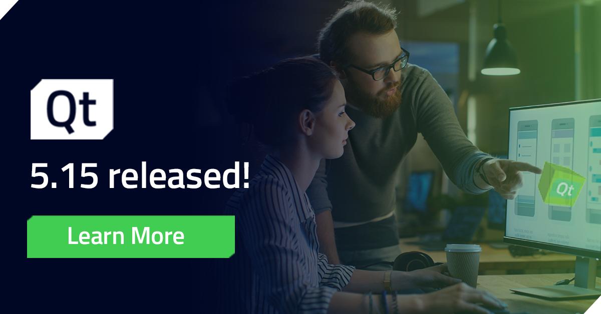 Qt 5.15 LTS Released