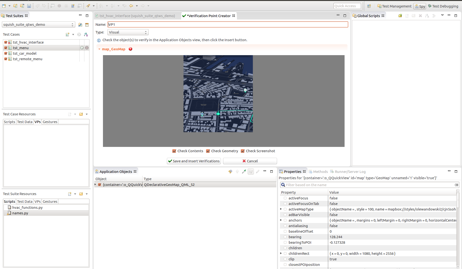 Squish — 基于Qt的HMI自动化测试工具