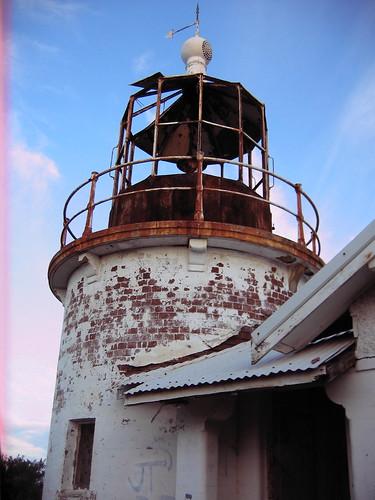 Ruined lighthouse by ibbertelsen  on Flickr