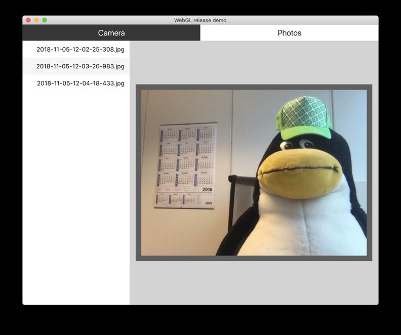 Qt Quick WebGL release in Qt 5 12