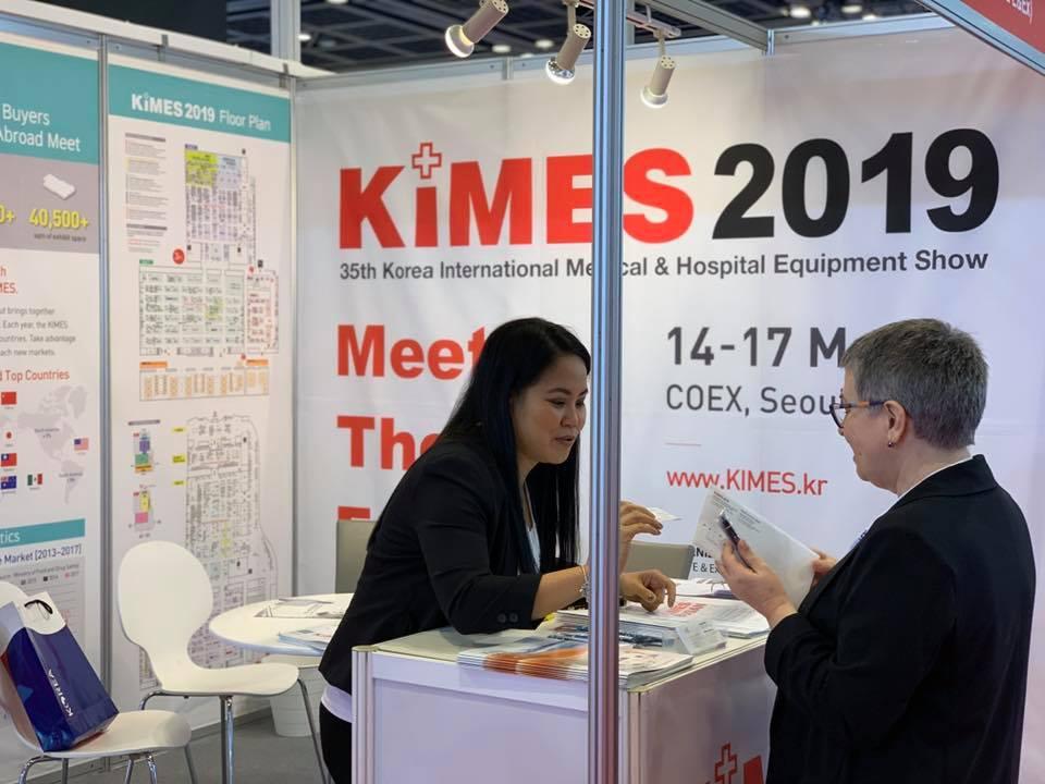 KIMES 2019 (35th Korea International Medical & Hospital Equipment Show)