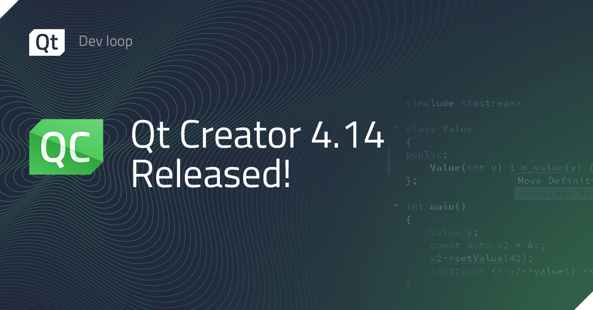 Qt Creator 4.14 released