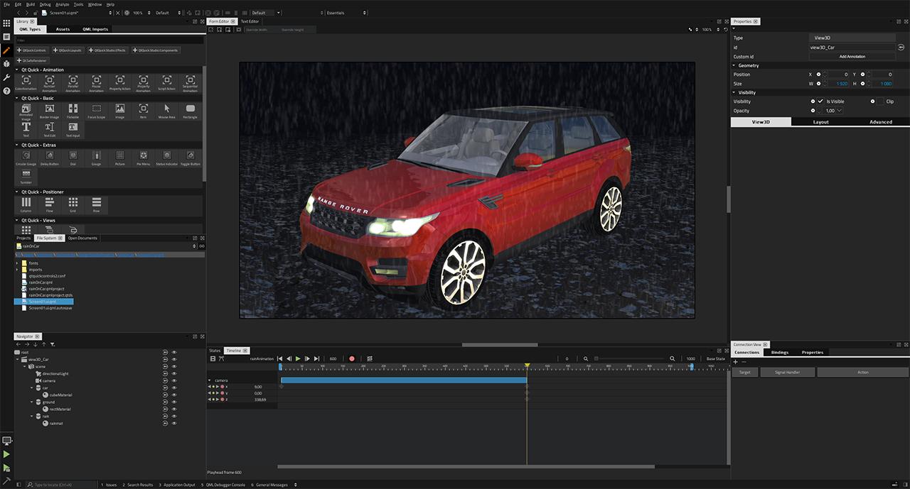 Meet Qt Design Studio 3D Editor
