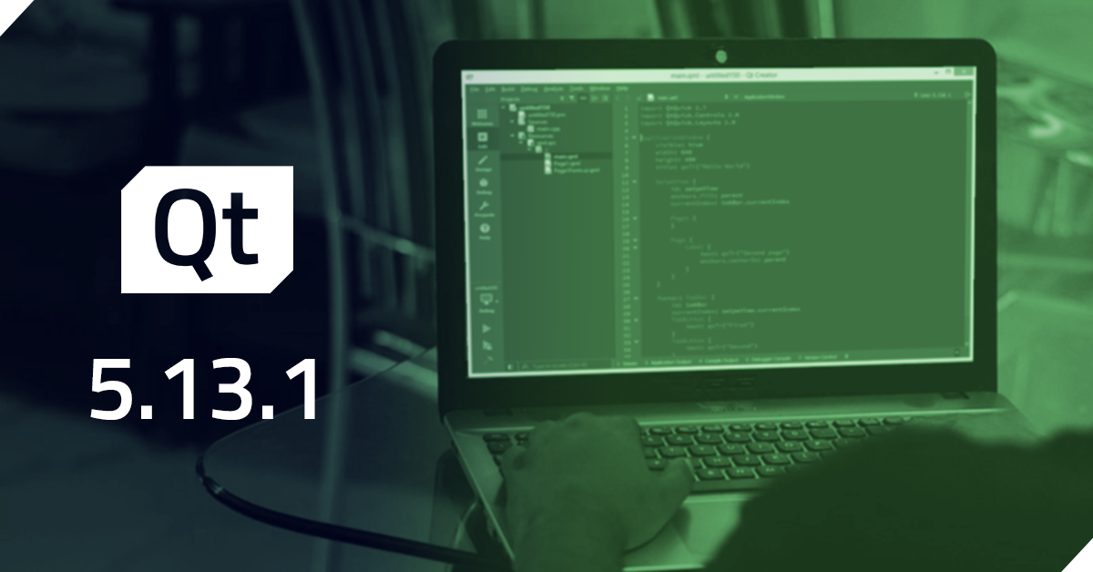 Qt 5.13.1 Released - Many bugs have been crushed!