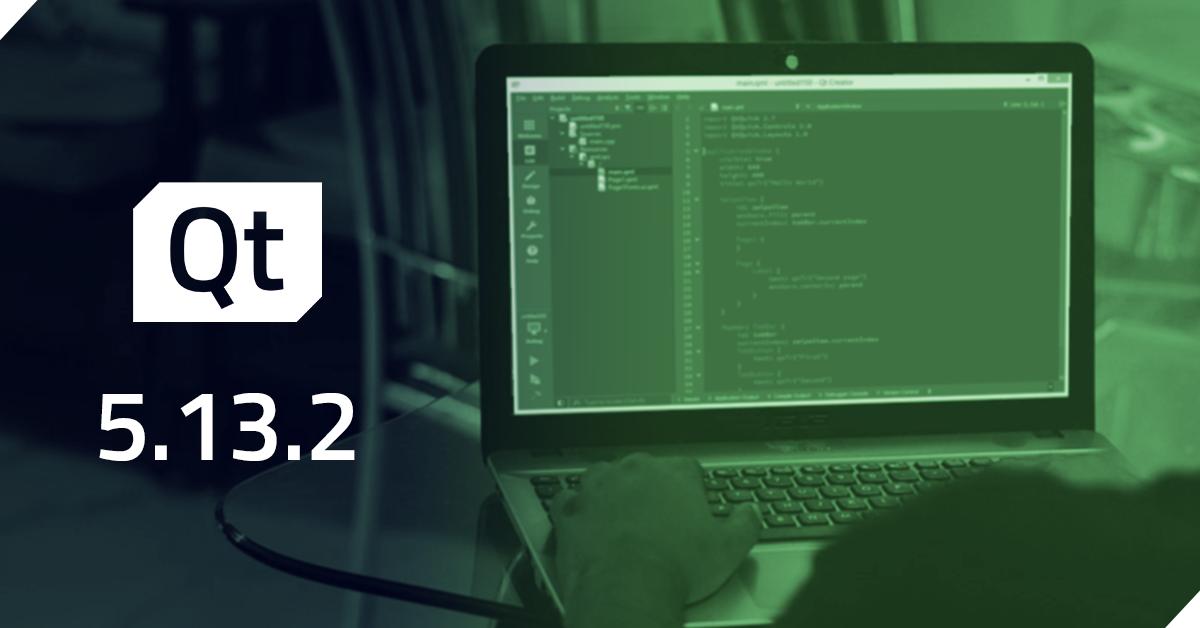 Qt 5.13.2 Released