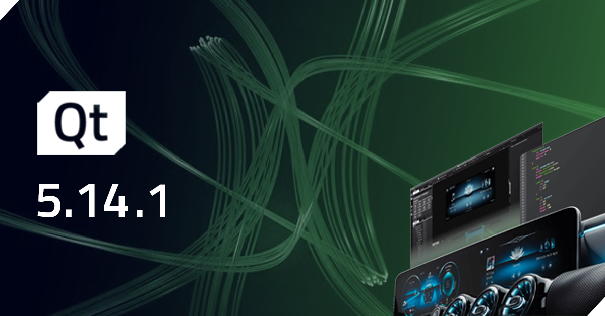 Qt 5.14.1 Released