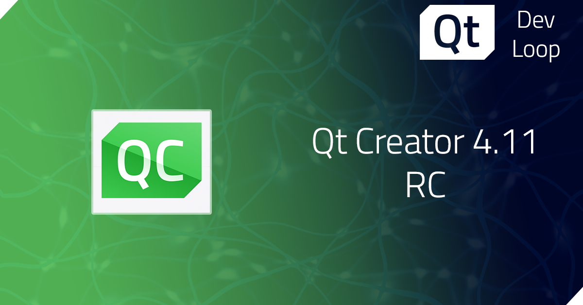Qt Creator 4.11 RC released