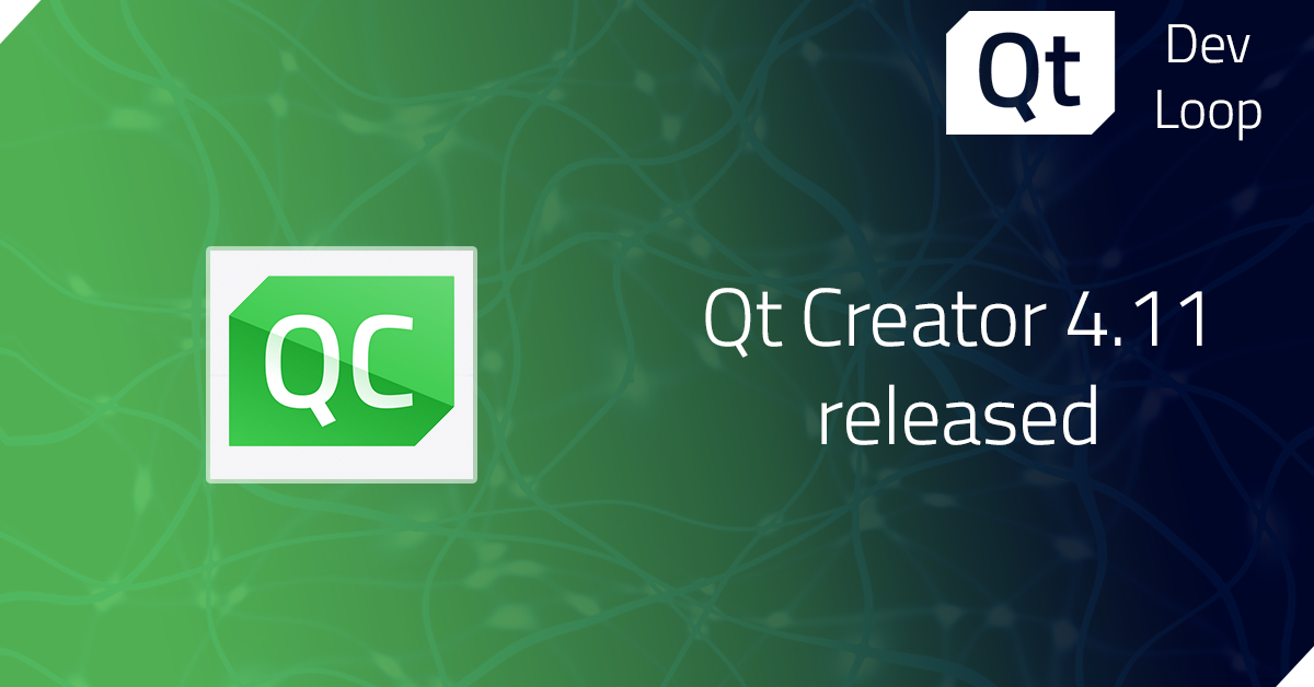 Qt Creator 4.11 is released