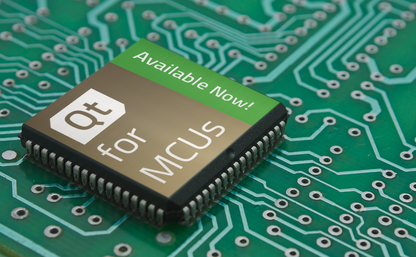 Qt for MCUs 1.4 released
