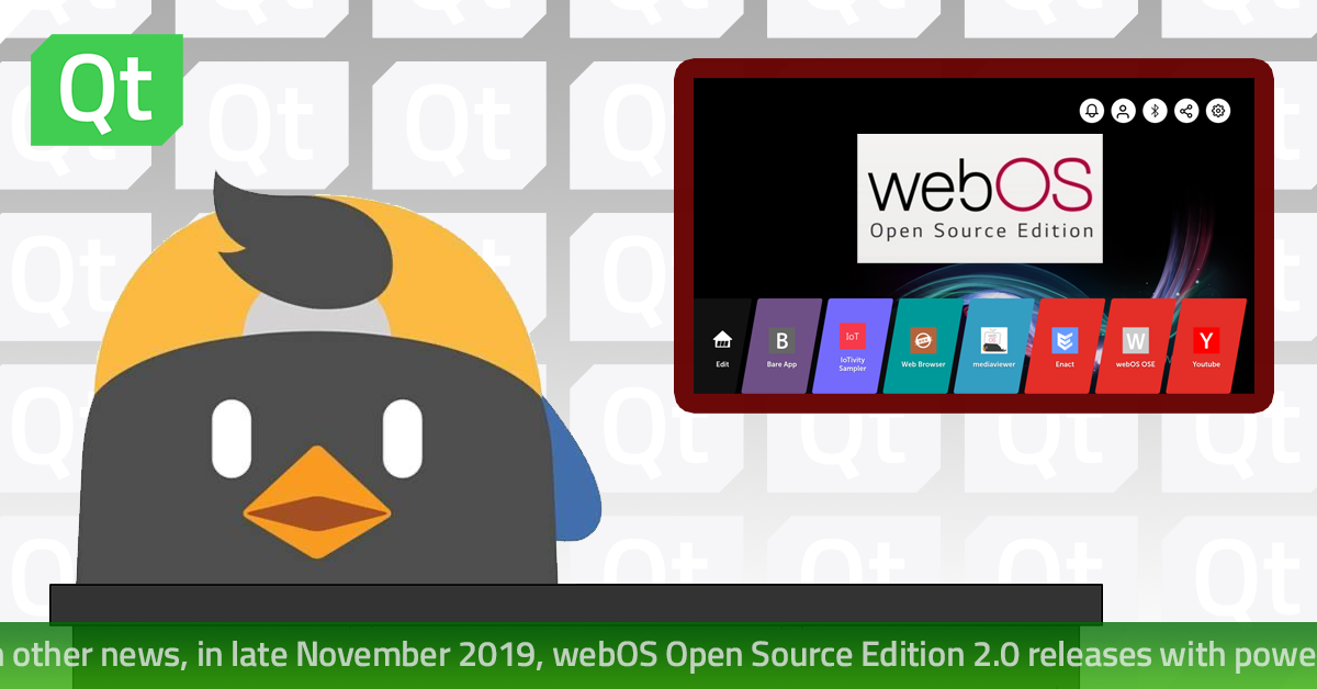 webOS Open Source Edition 2.0 Released