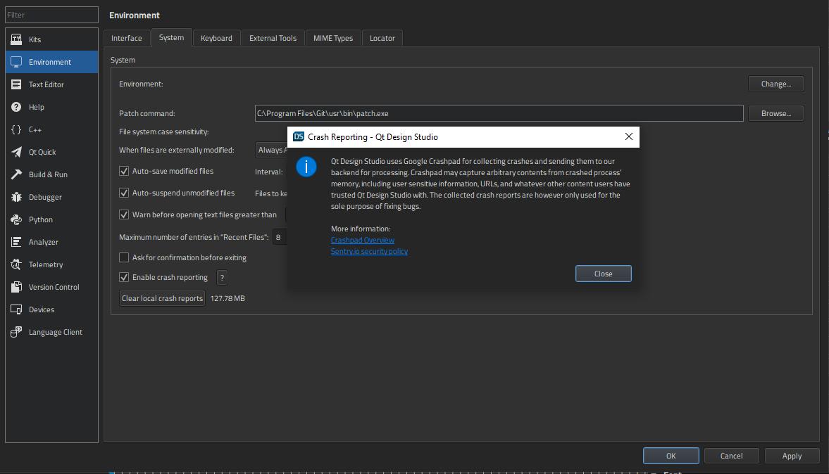 Qt Design Studio 2.0 e Qt Creator 4.14 lançados