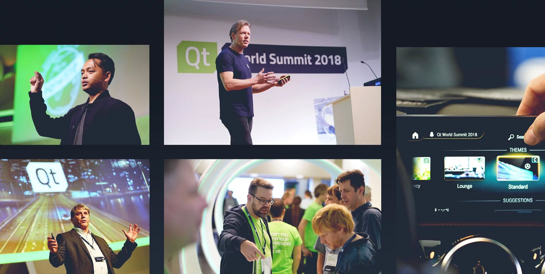 #QtWS20 Rock Star Speakers, Super Early Birds & Training