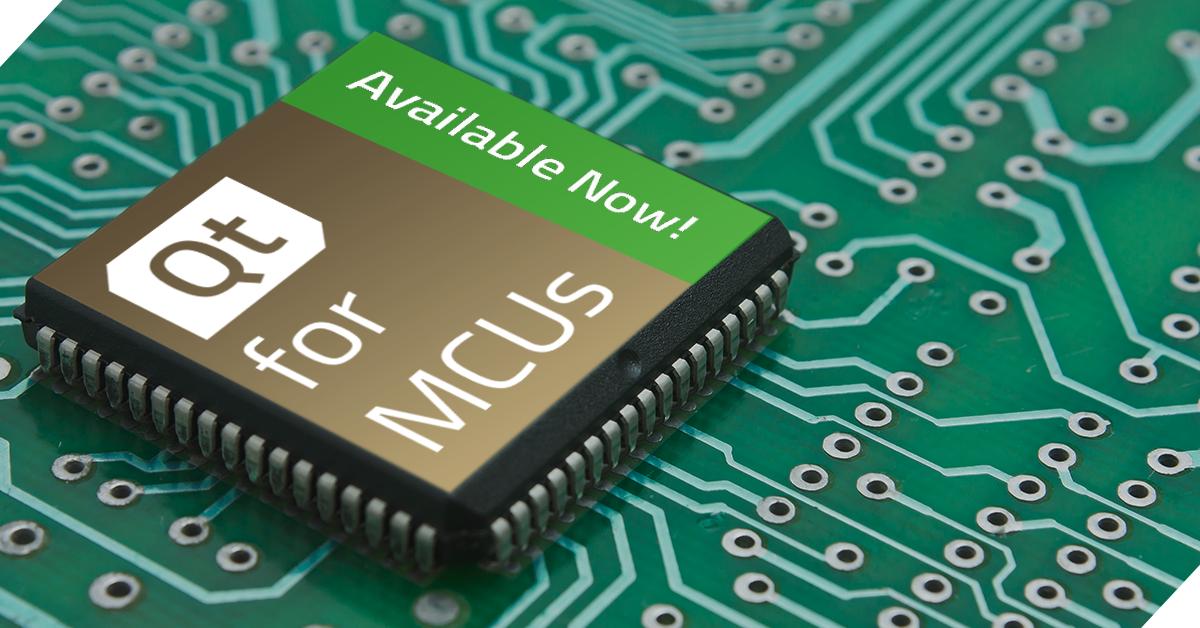 Qt for MCUs 1.1 Beta released